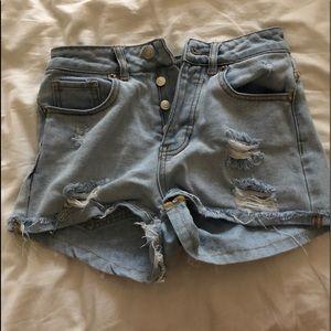 Brandy shorts